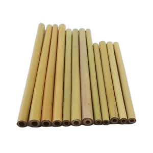 Bamboo Straws (3sizes,25pcs/bag)