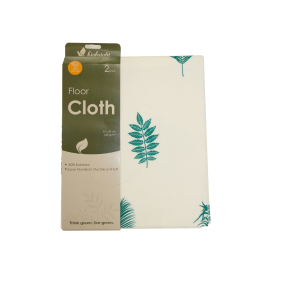 Floor Cleaning Cloth (2pcs)