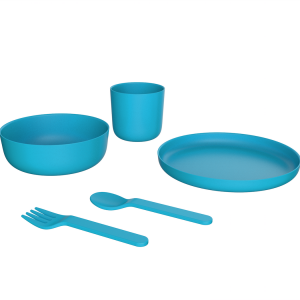 Classic CPLA Kids Dinner Set (5pcs)