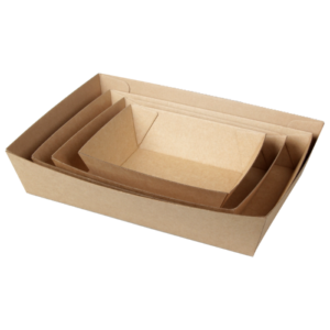 Corrugated Cardboard Open Trays (7 sizes)