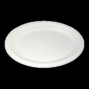 Sugarcane Plates Oval