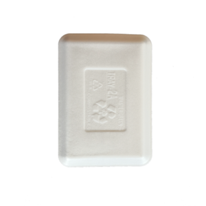 PLA Foam Tray 22×16 h1.6cm