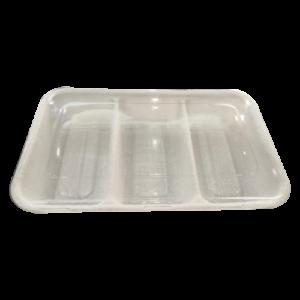 PLA Foam Tray 22×14 h3.7cm