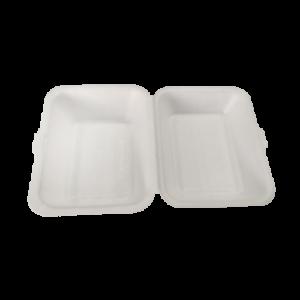 PLA Foam Clamshell 20×15 h9cm