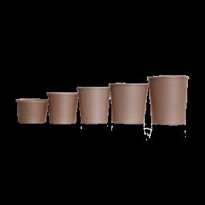 BIO Kraft Soup Cup 16oz 480ml